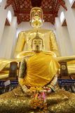 Tow Buddha Stock Photography