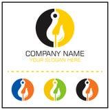 Tow Hook Vector Logo para remolcar la empresa de servicios libre illustration