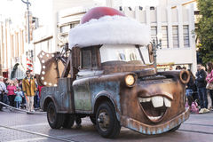 Tow mater Stock Photos