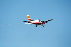Tow Plane Royalty Free Stock Photo