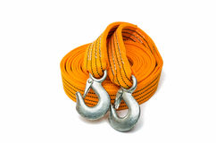 Tow rope Royalty Free Stock Images