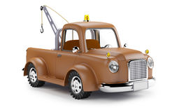 Tow Truck Royalty Free Stock Images