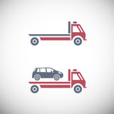 Tow Truck Royalty Free Stock Photo