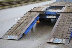 Tow Truck For Transportation Fotografía de archivo libre de regalías