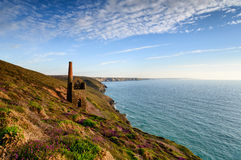 Towanroath at St Agnes in Cornwall Royalty Free Stock Photo