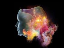 Toward Digital Intellect Stock Image