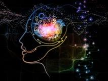 Toward Digital Machine Consciousness Stock Images