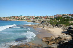 Towards Bronte Beach Royalty Free Stock Image