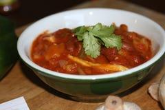 towarzyszący zdobycza kurczaka kuchni kartoteki karmowej włoskiej fotografii poczta przerobowy fachowy surowy kumberlandu oprogra Zdjęcie Royalty Free