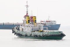 towboat fotos de archivo
