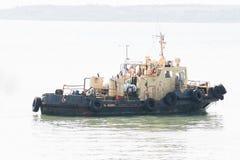towboat foto de archivo libre de regalías