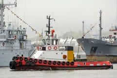 towboat Imagenes de archivo