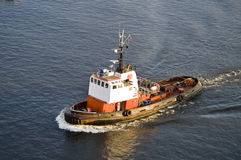 Towboat. Stock Images