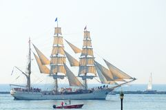 towboat europa Стоковые Изображения