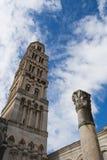 Towe de la catedral foto de archivo