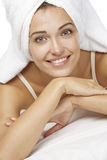 In towel Royalty Free Stock Images