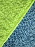 Towel abstract Stock Image