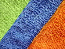 Towel abstract Royalty Free Stock Image
