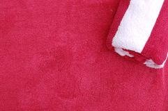 Towel Background Royalty Free Stock Photos
