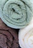 Towel background Stock Image