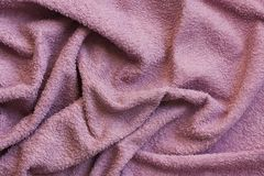 Towel background Stock Photos