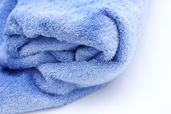 Towel closeup Stock Photography