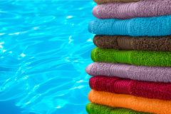 Towel Stock Image