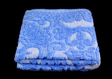 Towel isolated Royalty Free Stock Images