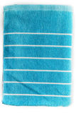 Towel isolated Stock Photography