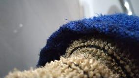 Towel stock image