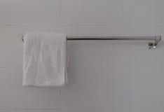 Towel rail Royalty Free Stock Image