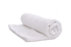 Towel roll Stock Photo