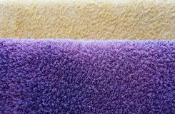 towel`s Royalty Free Stock Photography
