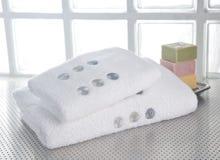 Towel Set Stock Photos