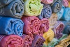 Towel, Textile, Fabric, Cotton Stock Images