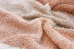 Towel texture royalty free stock photo
