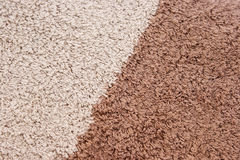 Towel texture stock image