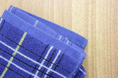 Towel texture Stock Images