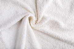 Towel texture close up Royalty Free Stock Photography