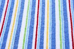Towel texture royalty free stock photo