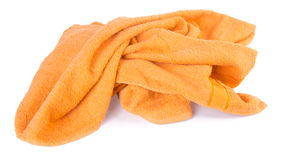 Towel. towel on a background Royalty Free Stock Photo