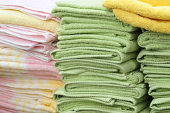 Towels. Royalty Free Stock Photography