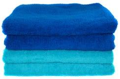 Towels. Stock Photos