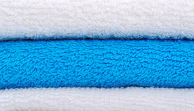 Towels. Royalty Free Stock Images