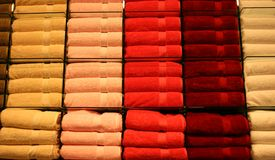 Towels 2 Stock Images