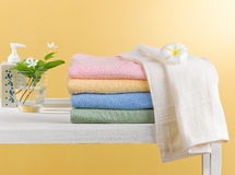 Free Towels Royalty Free Stock Image - 24709296