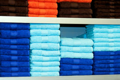 Towels 3 Stock Images