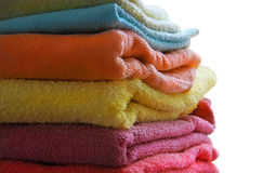 Towels Royalty Free Stock Photos