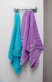 Towels closeup Royalty Free Stock Photography
