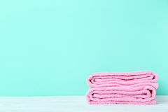 Towels Stock Photography